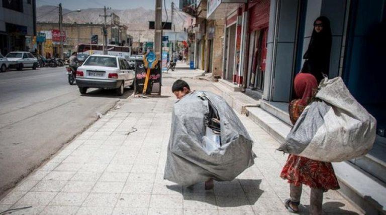 Struan Stevenson – Iran's Destitute Street Children Abused, Blamed for Coronavirus