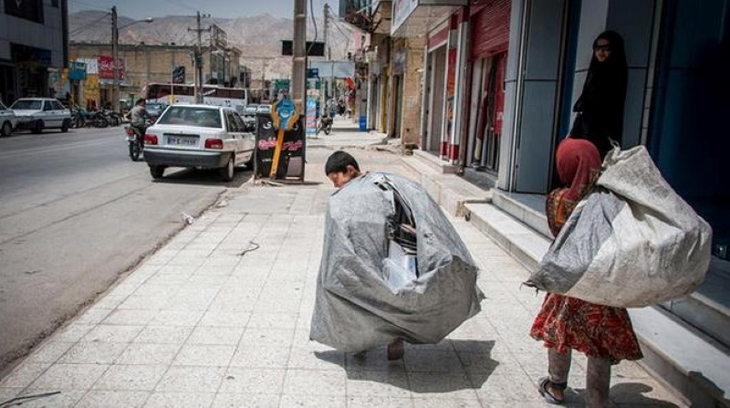 Struan Stevenson - Iran's Destitute Street Children Abused, Blamed for Coronavirus