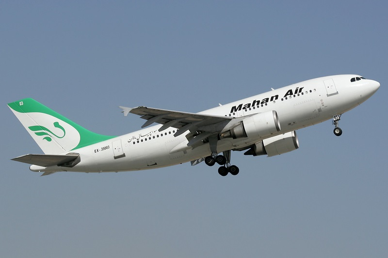 Mahan Air Pilot Acknowledges Iran Regime Used Passenger Jet for Carrying Arms to Syria, Under Soleimani's Supervision
