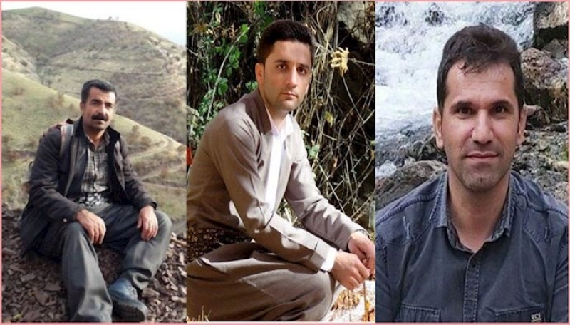 Three environmental activists killed while extinguishing the fire in Paveh honored