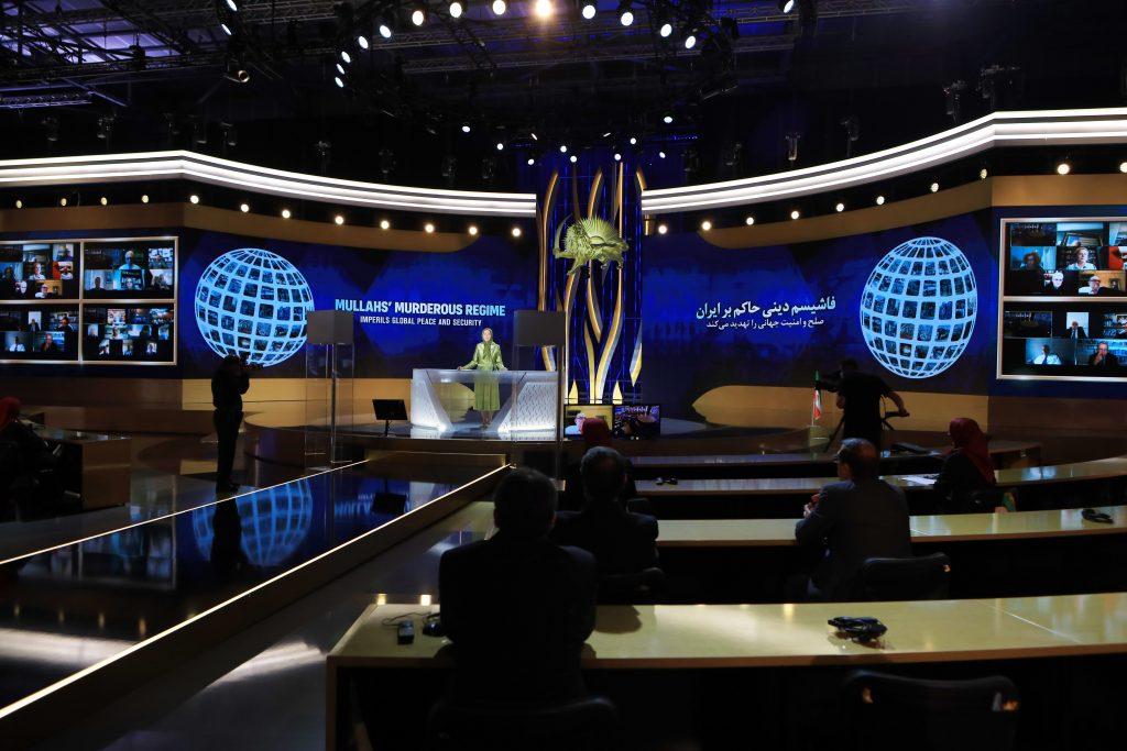 Free Iran 2020 Conference on Iranian Regime's Terrorism