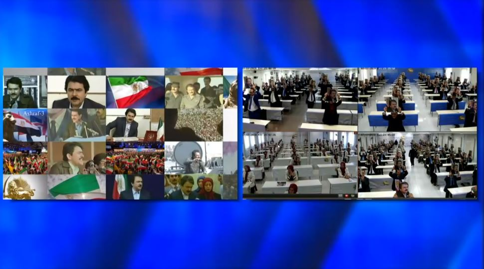 Iran's Regime Massacres Opponents and Spreads Disinformation Online to Justify It - Theresa Payton's Speech at the Free Iran Global Summit