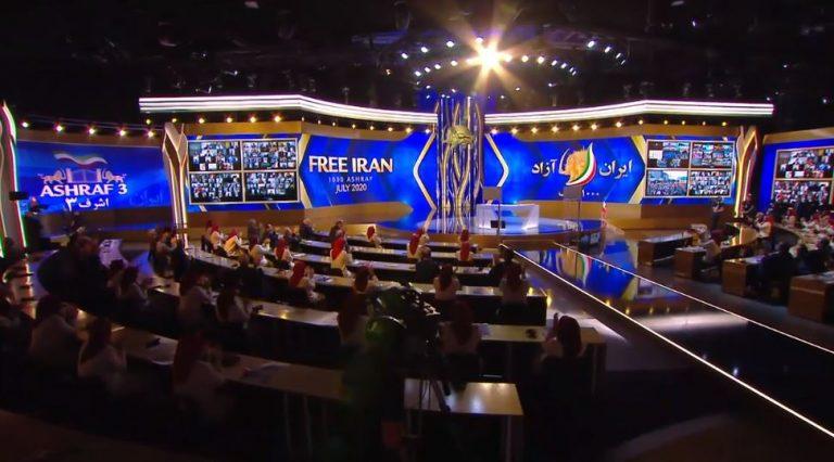 Live Report: NCRI's Free Iran Global Summit