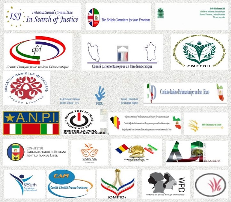 Human Rights Groups, Lawmakers Express Their Solidarity With NCRI's Free Iran Global Summit MEK