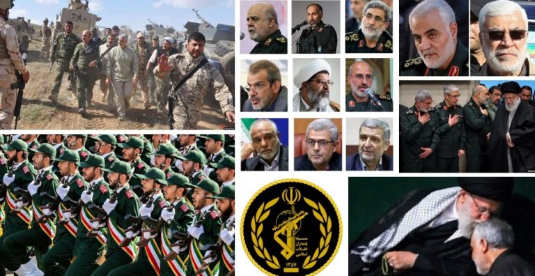 The Iranian Regime's IRGC Quds Force: 1980s- Present
