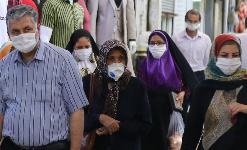 Iran: Coronavirus Update, Over 76,400 Deaths, July 25, 2020, 6:00 PM CEST