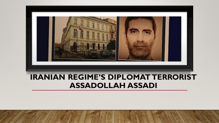 In Second Hearing, Court in Antwerp Refers Prosecution of Iran Regime's Diplomat-Terrorist Assadollah Assadi, His Three Accomplices, to Anti-Terrorism Branch