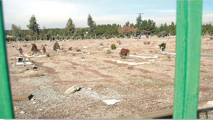 Iran 1988 Executions Mass Graves in 36 Cities