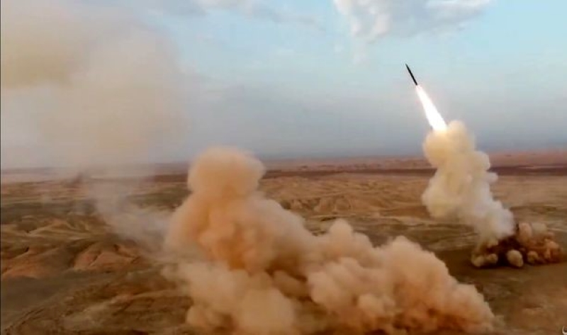 IRGC New Missile Test Shows How Mullahs' Prioritize Their Rule Over Iran People's Lives