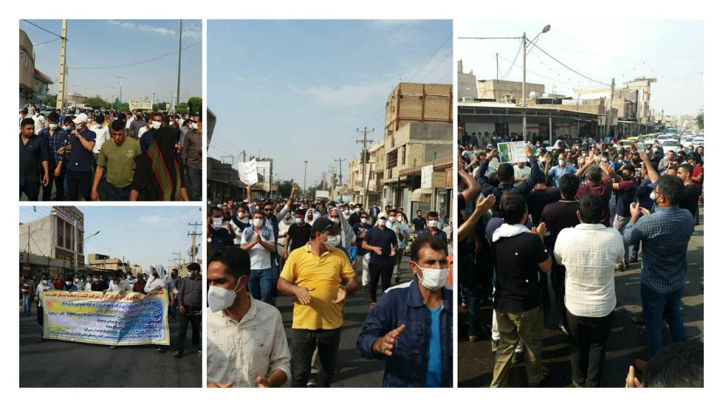 Iran: Nearly Two Months of Strike by Haft Tappeh Workers, the Regime Has Taken No Action to Help Them