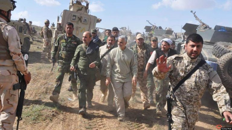 Iran Regime's Official Acknowledges Qassem Soleimani's Role in Killing Coalition Forces in Iraq