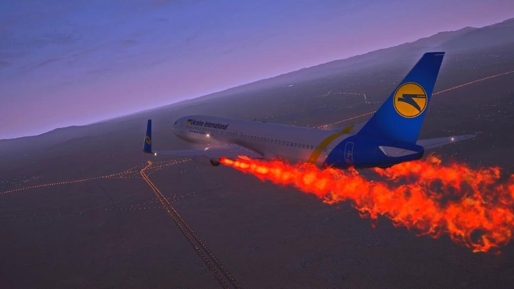 Iran Regime's New Report on Ukrainian Airliner Crash Underlines Need for Independent International Inquiry