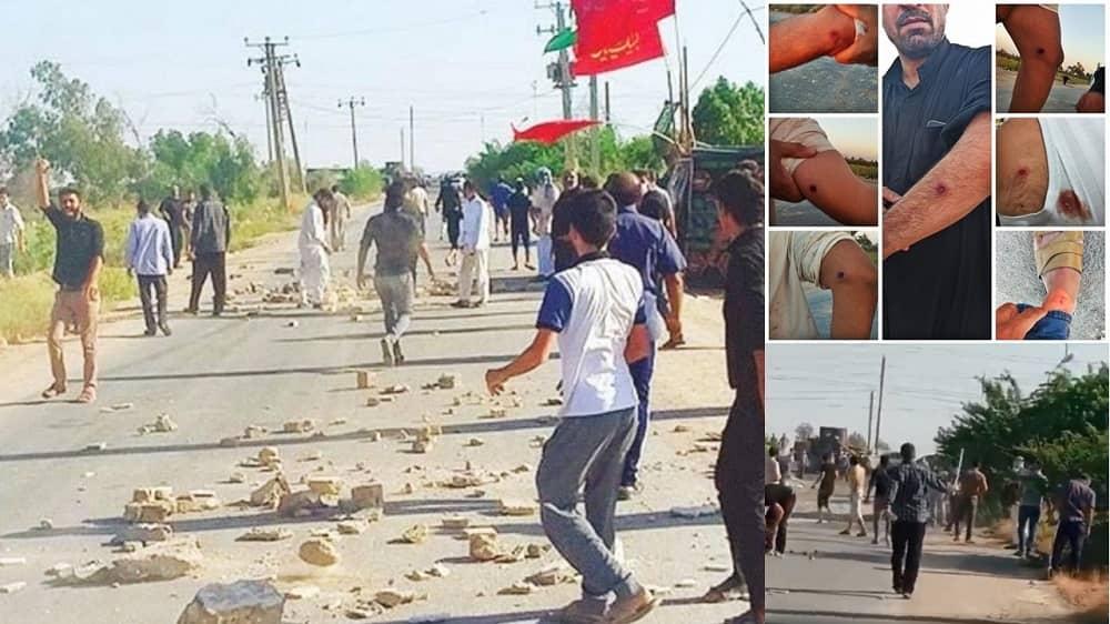 Iran Protests, MEK