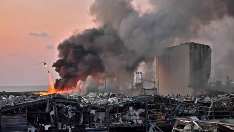 Struan Stevenson – Blast Should Be Wake-Up Call on Hezbollah's Death Grip on Lebanon