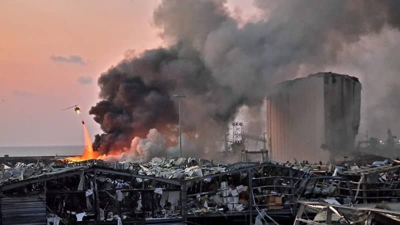 Struan Stevenson - Blast Should Be Wake-Up Call on Hezbollah's Death Grip on Lebanon
