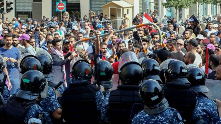 Protests in Lebanon: Major Blow to Iran Regime and Its Proxy Terrorist Group Hezbollah