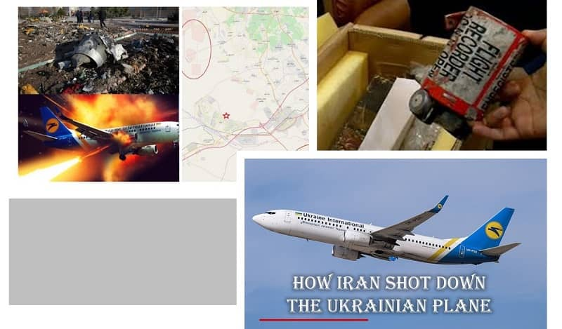 New Analysis of Ukrainian Airliner's Black Box: Iran's Regime Should Be Held To Account for Its Crime