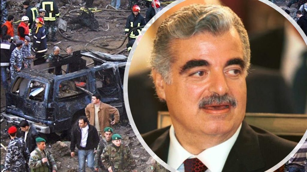 Iran regime's role in the assasination of Rafic Hariri and protests in Lebanon necessiates to put an end to the IRGC and mullah's presence ME