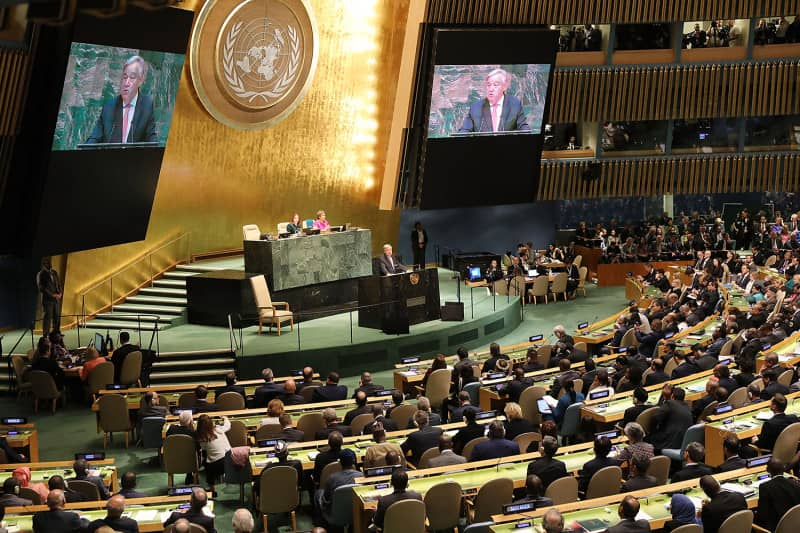At the UN General Assembly, Iran Policy Discussions Should Emphasize Human Rights