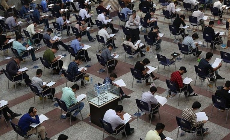 Iran's Regime Uses Entrance Exams and Its Resulting Mass Casualties To Prevent Uprising