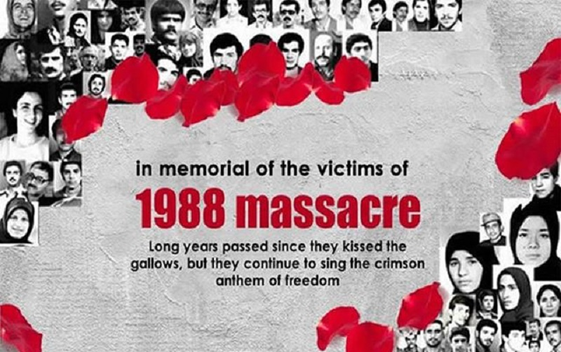 In 1988, the Iranian regime undertook the systematic massacre of political prisoners. Over the course of several months, approximately 30,000 detainees were killed during the 1988 massacre