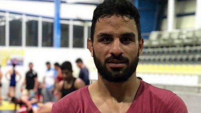 navid afkari, execution, executed, Iran, wrestler, champion