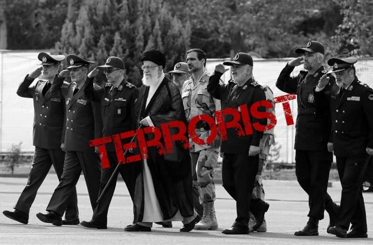 To End Iran Regime's Terrorism and Oppression, Hold It To Account and Reimpose All Sanctions