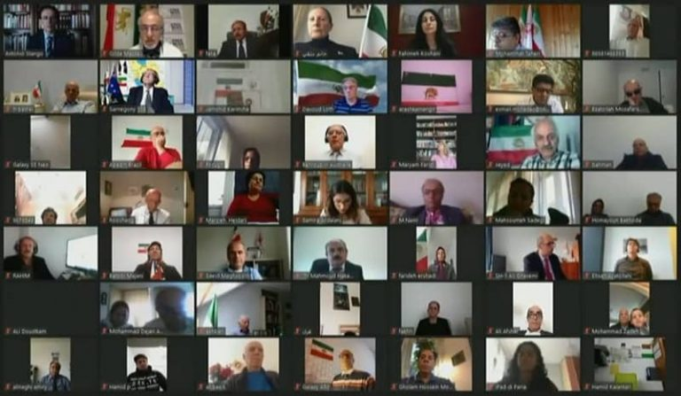 Iran: Online Conference on Human Rights: Italian Lawmakers Call for Firmness Against Iran's Regime