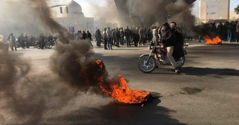 Iran's Regime Is Under Severe Threat From Another Nationwide Protest