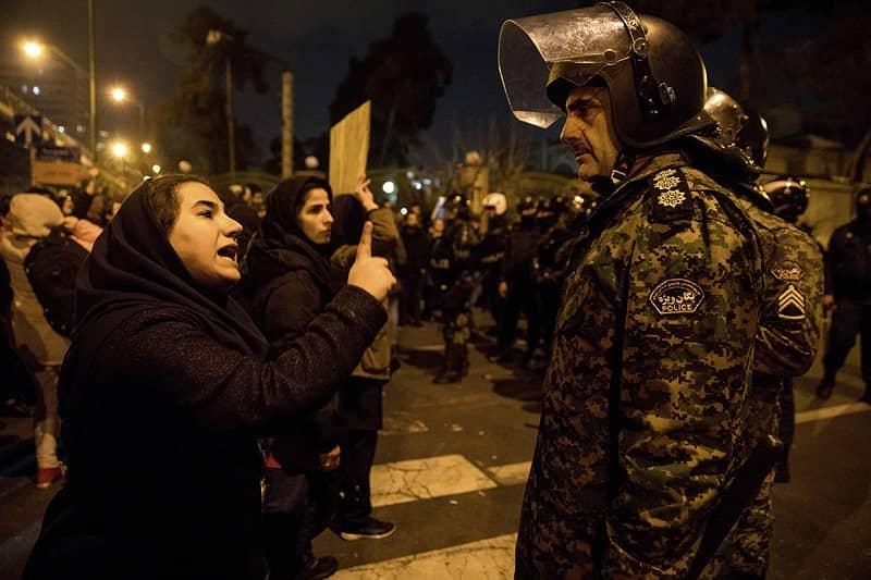 Iran, protests,