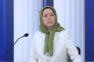 maryam rajavi, statement, Iran coronavirus, covid-19, mek, ncri