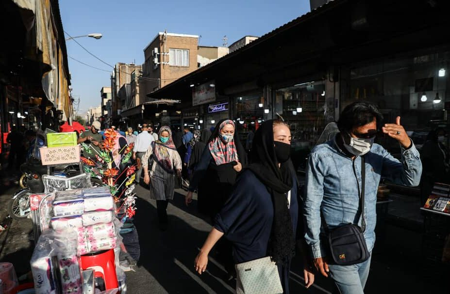 Coronavirus has taken the lives of more than 103,400 in 433 cities across Iran