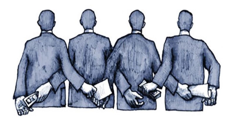 Corruption, Iran, MEK, NCRI, IRGC, Khamenei