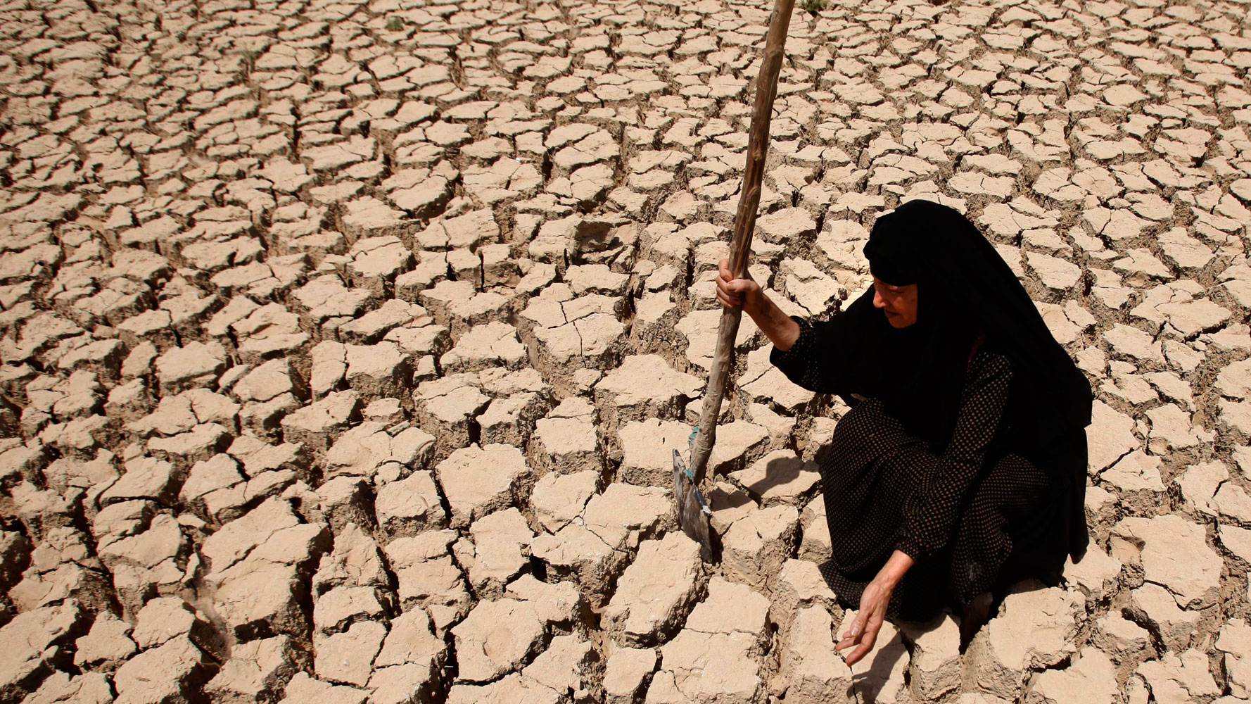 Citizens living in Iran are mostly affected by the water crisis