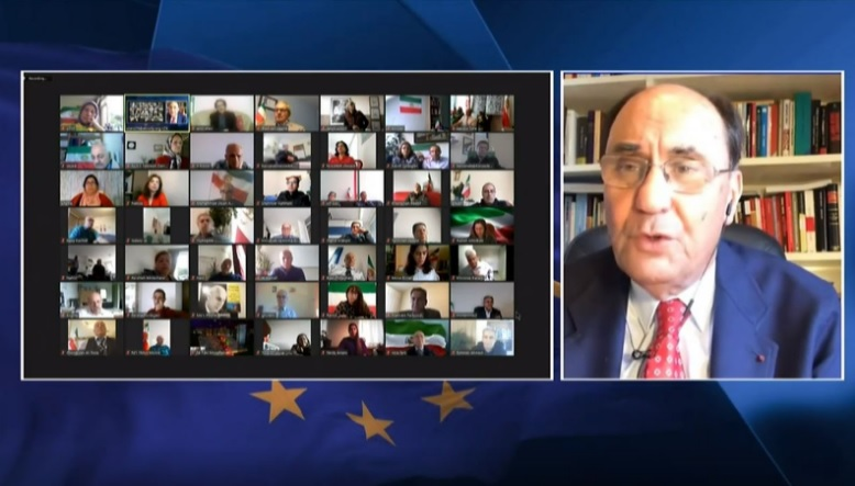 Iran, against, humanity, massacre, violation, coronavirus, irgc, sanctions, EU, Europe, NCRI, MEK
