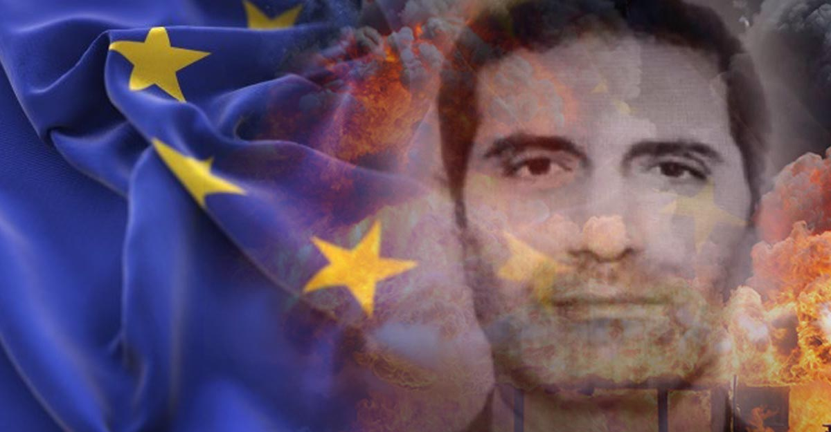 Iranian diplomat terrorist Assadollah Assadi