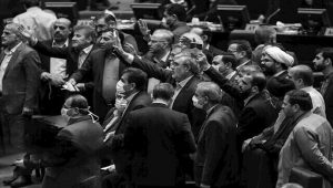 Infighting in Iran's regime Parliament