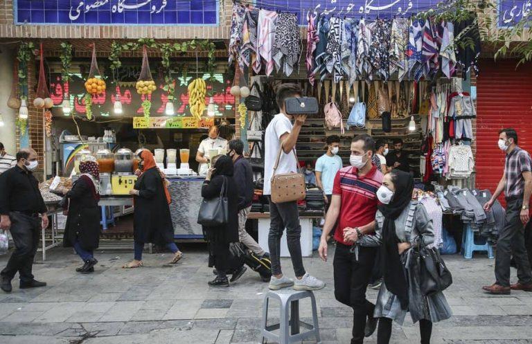 Iran: Coronavirus Update, Over 128,000 Deaths, October 20, 2020, 6:00 PM CEST