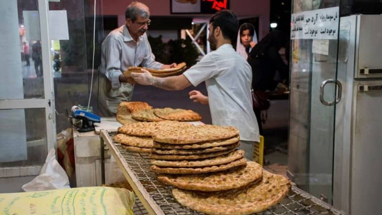 Prices of Bread, a Staple Food Item for Majority of Iranians, See a Staggering Rise; Inflation and Shortage of Flour in Iranian Cities; Closure of Many Bakeries