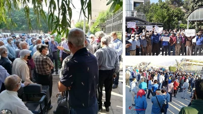 Recent protests in Iran