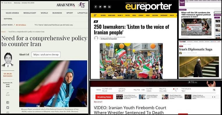 Iranian Resistance in the International Media