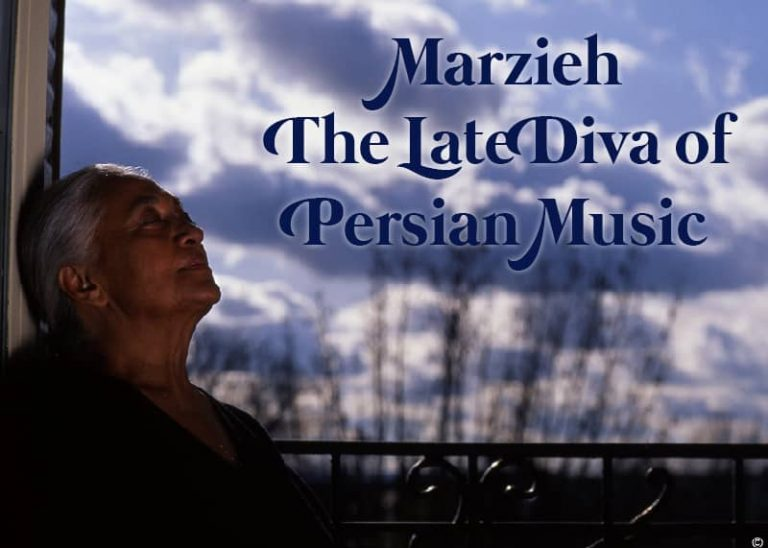 Iran: Marzieh, Great Diva of Persian Traditional Song and Voice of Freedom and Resistance