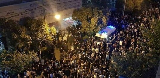 Iran's state-run media on Saturday, referred to protests following passing of Mr. Shajarian death, reflecting mullahs' fear of uprisings.