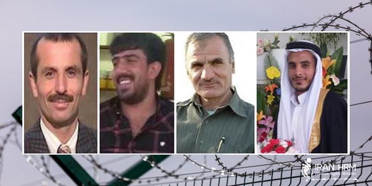 Political prisoners in Sheyban prison in Iran