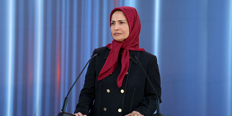 Zahra Merrikhi Women's leadership in the PMOI