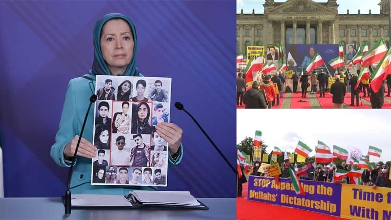 German Lawmakers Echo European Colleagues Call-to-Action on Iran's Human Rights