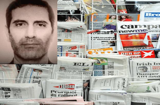 Trial of Iran Regime's Diplomat-Terrorist, Assadollah Assadi, in International Media
