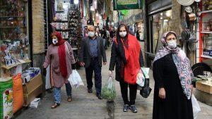 Covid-19 Iran - crisis