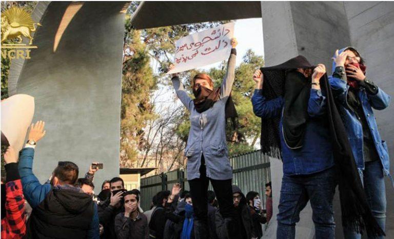 Iran: Tehran Can No Longer Conceal Its Vulnerability