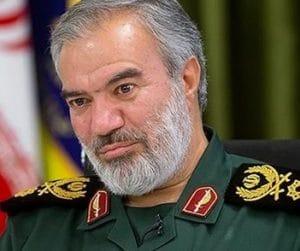 IRGC - Ali Fadavi